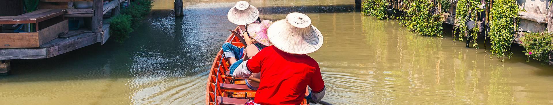 Voyage en groupe en Thaïlande