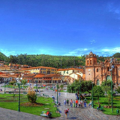Trésors des Andes en groupe - Pérou/Bolivie - Lima -