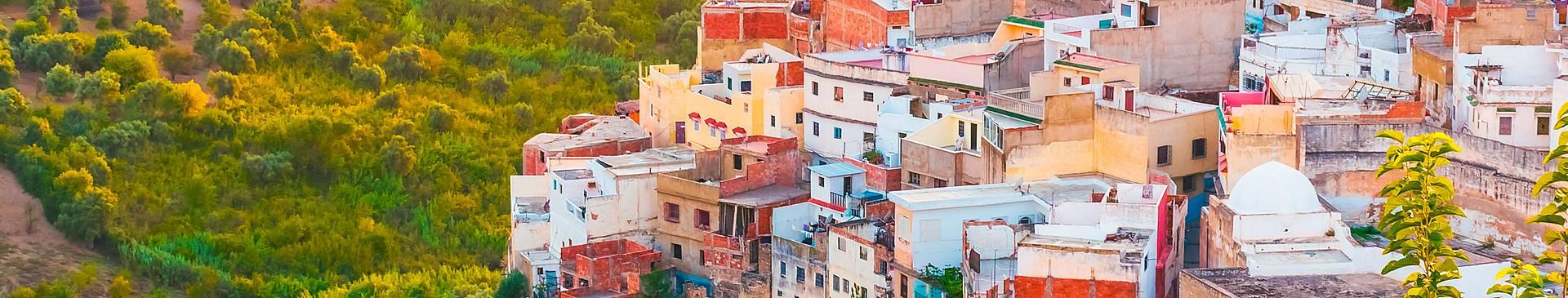 Stedentrip in Marokko