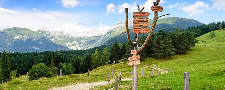 Randonnées entre sommets et lacs alpins