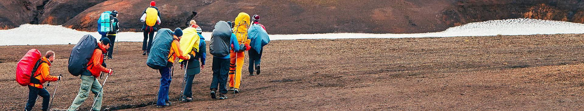 Gruppenreisen Island