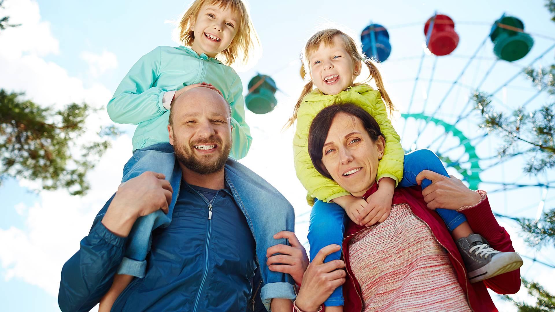 Kultur und Spaß für Familien
