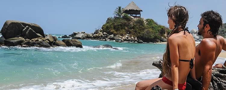 Flitterwochen zwischen Karibik und Kaffee-Dreieck