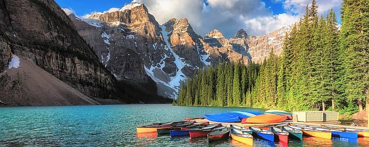 Entdecken Sie die wilden Rockies auf eigene Faust
