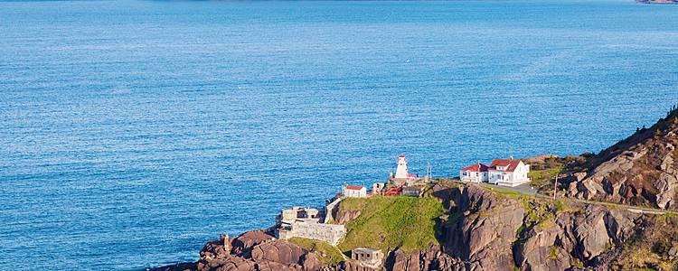 Entdecken des St. Lawrence Flusses und der Atlantikküste