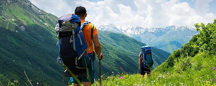 Wandern und Kultur in Georgien und Aserbaidschan