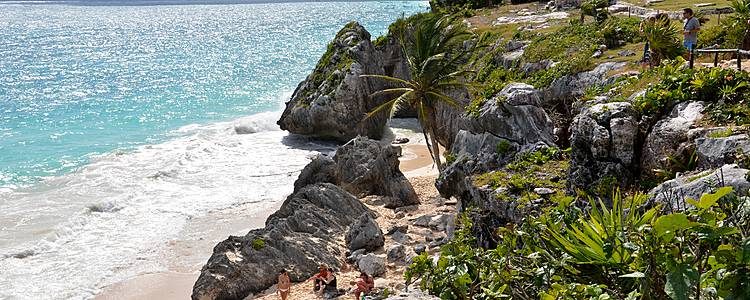 I classici Maya e le isole caraibiche in relax
