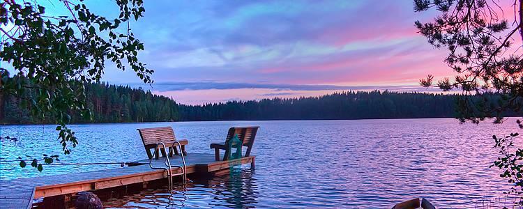 Aventura de verano en Laponia