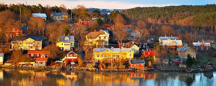 Tour da Helsinki a Stoccolma, passando per le isole Aland