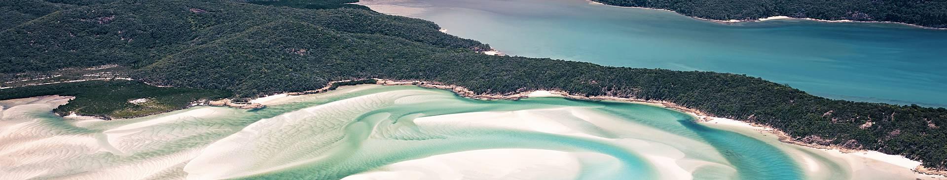 Strandreizen in Australië