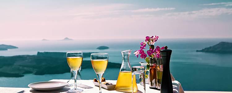 A taste of the Greek islands