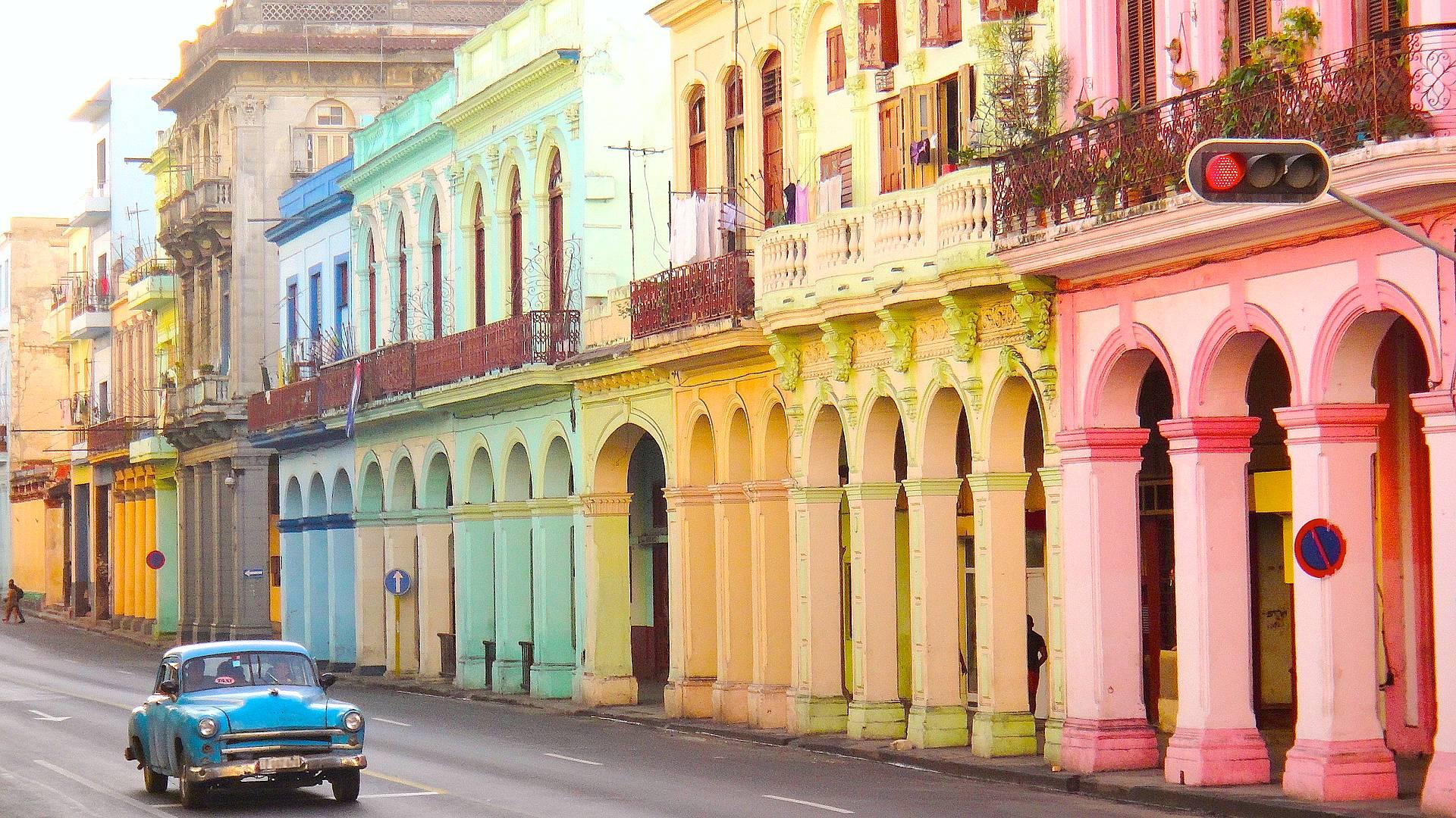 Auténticos paisajes cubanos