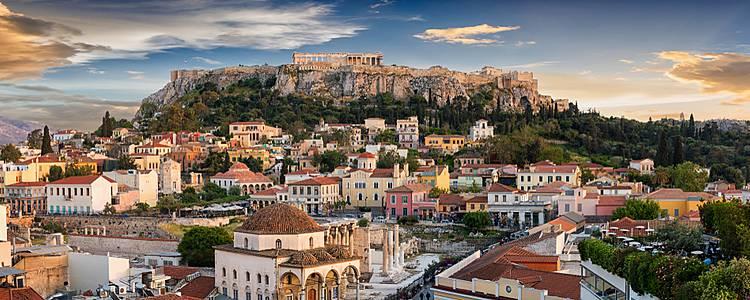 City break à Athènes