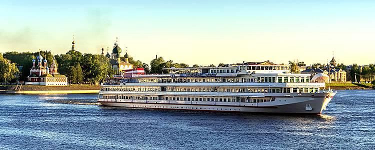 Da Mosca a San Pietroburgo per le acque dei fiumi