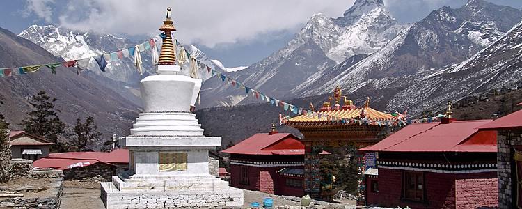 Geheimnisvolle Länder am Fusse des Himalayas