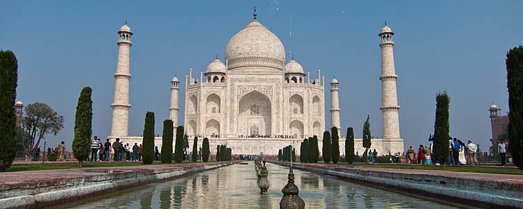 Abwechslungsreiche Kombination mit Indien