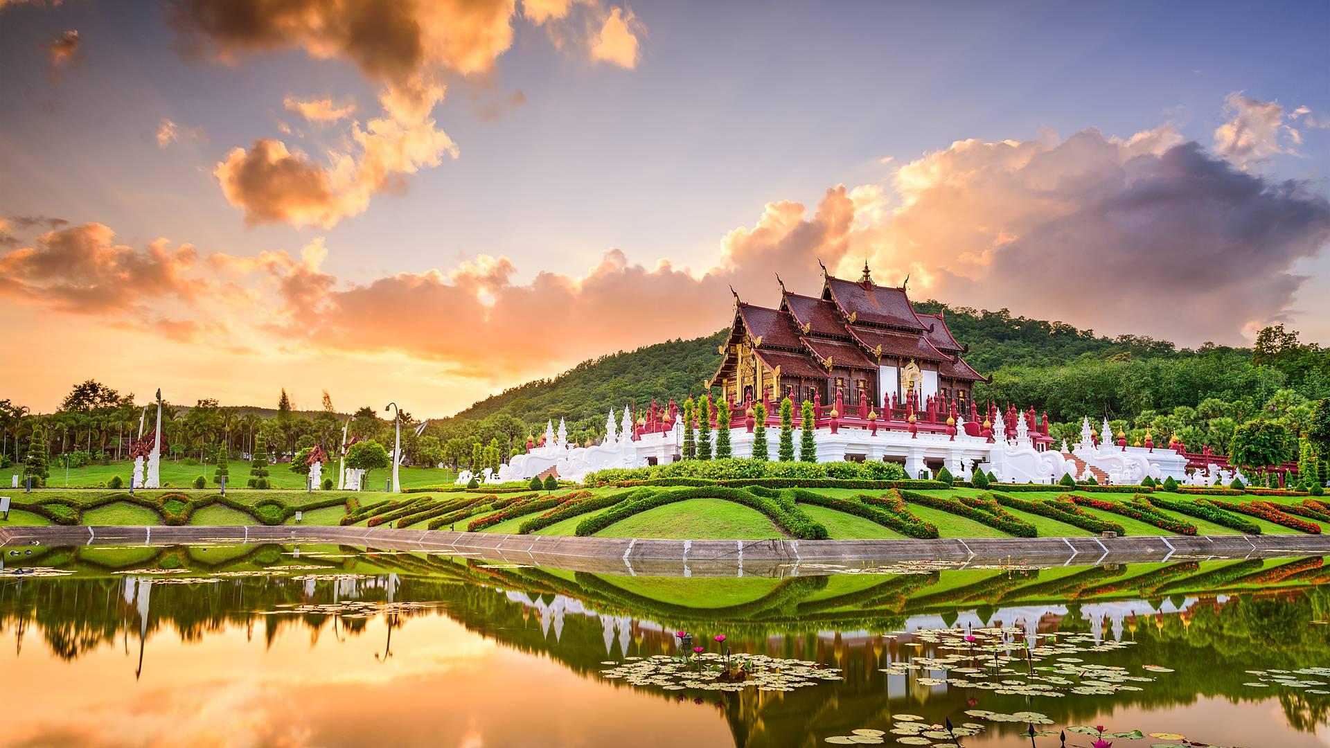 Dal Nord a Bangkok con l'isola di Koh Samed