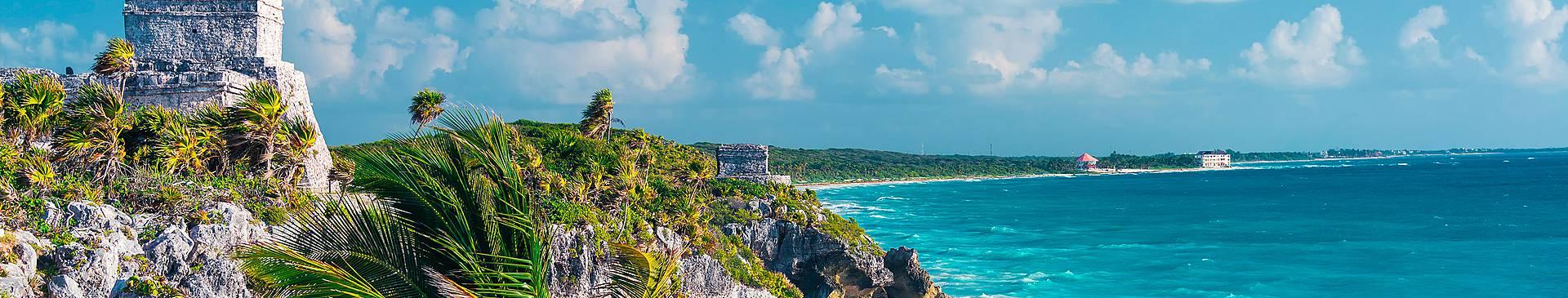 Viaggi al mare in Messico