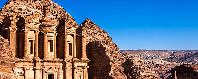 I classici da Jerash a Petra