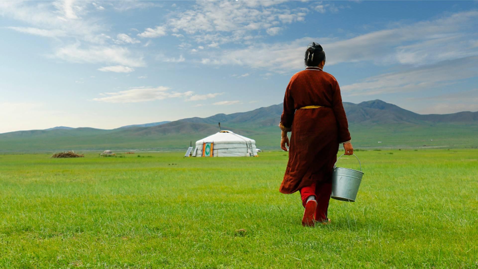 Khangaï et désert de Gobi, aventure nomade