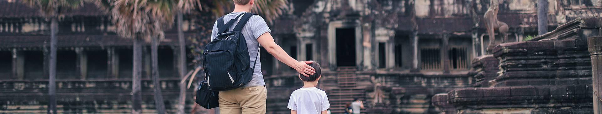 Viaggio in famiglia in Cambogia
