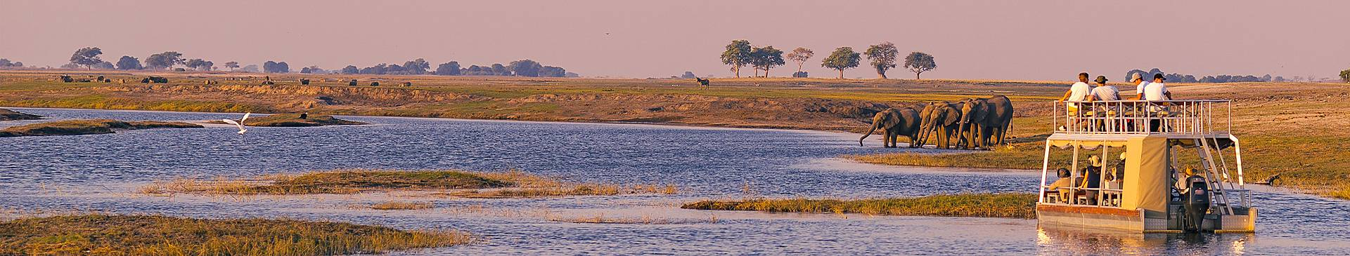Botswana in March