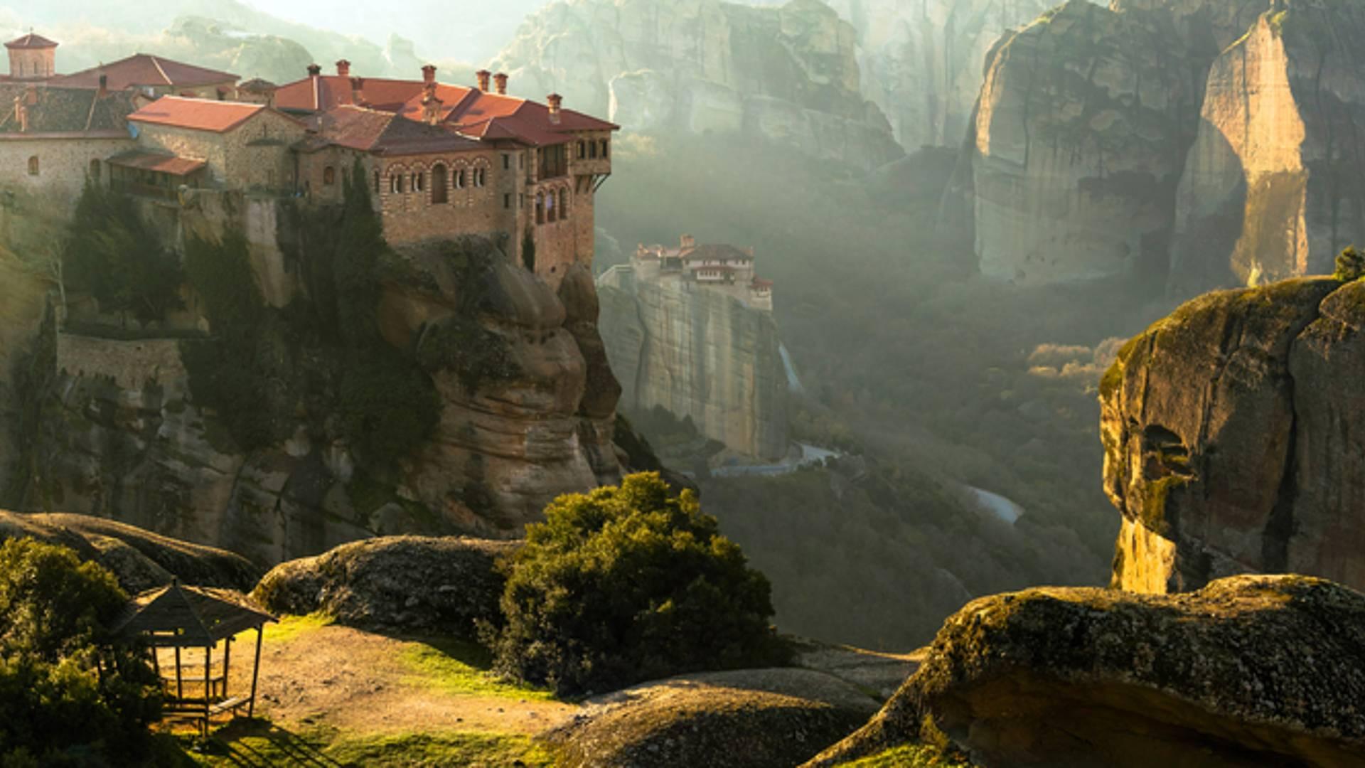Autotour au coeur de l'héritage grec