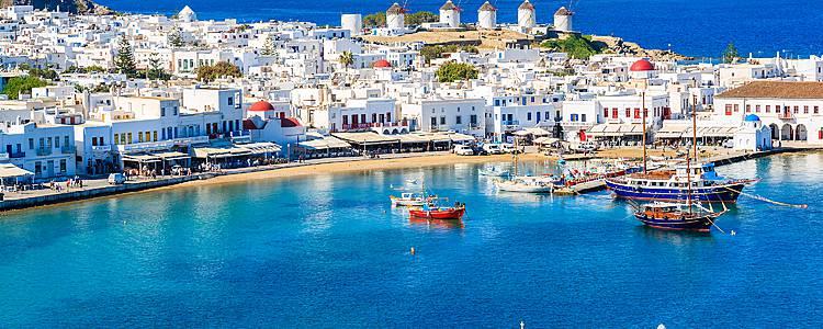 D'île en île en mer Egée