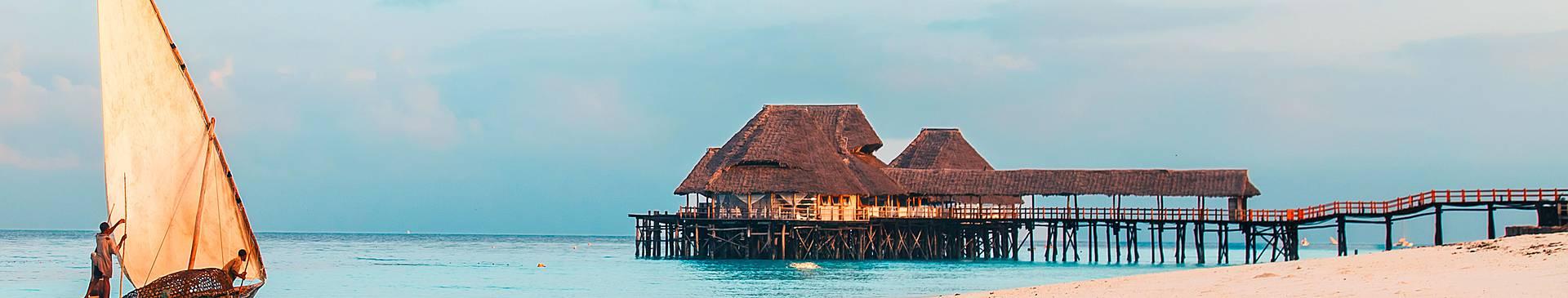 Viaggi al mare in Tanzania