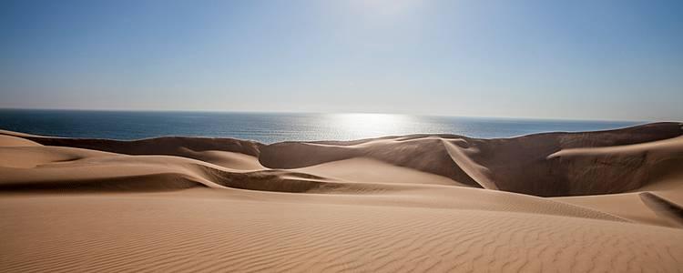 Luxusreise von Etosha bis zur Namib Wüste
