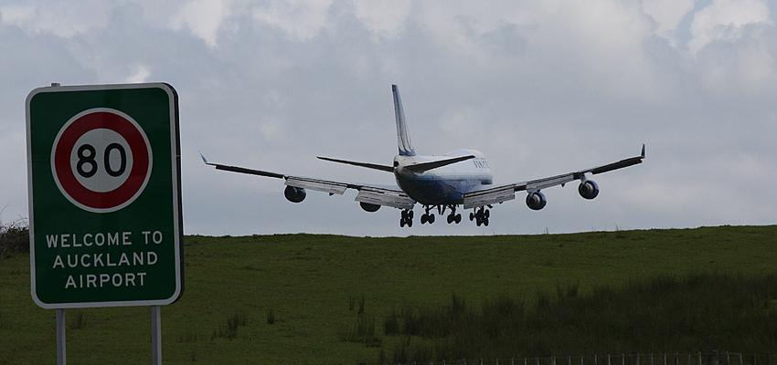 Aéroport d'Auckland