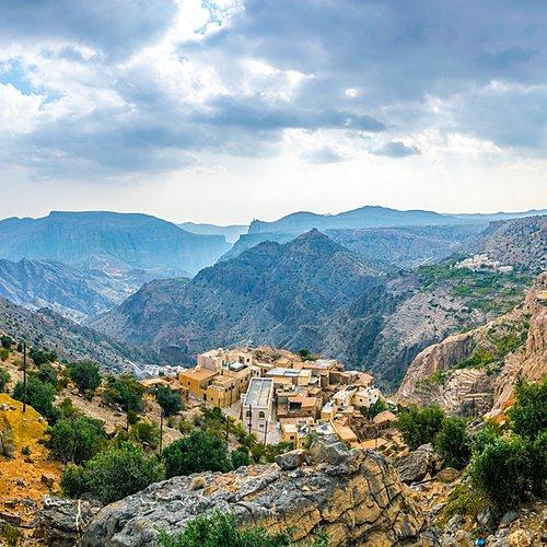 Montagnes, oasis et déserts en randonnée - Mascate -
