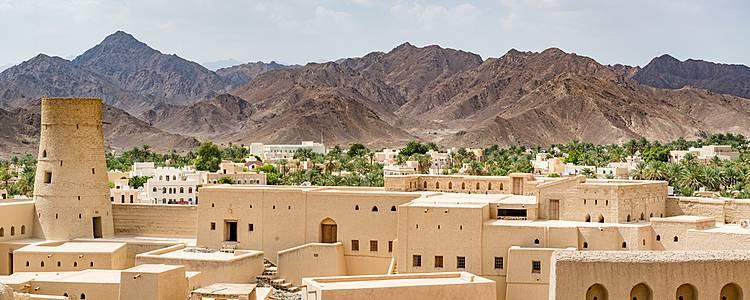 De la Péninsule du Musandam aux confins du Djebel Akhdar