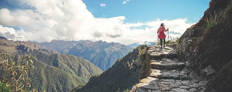 4-tägige Wanderung auf dem Inka Trail