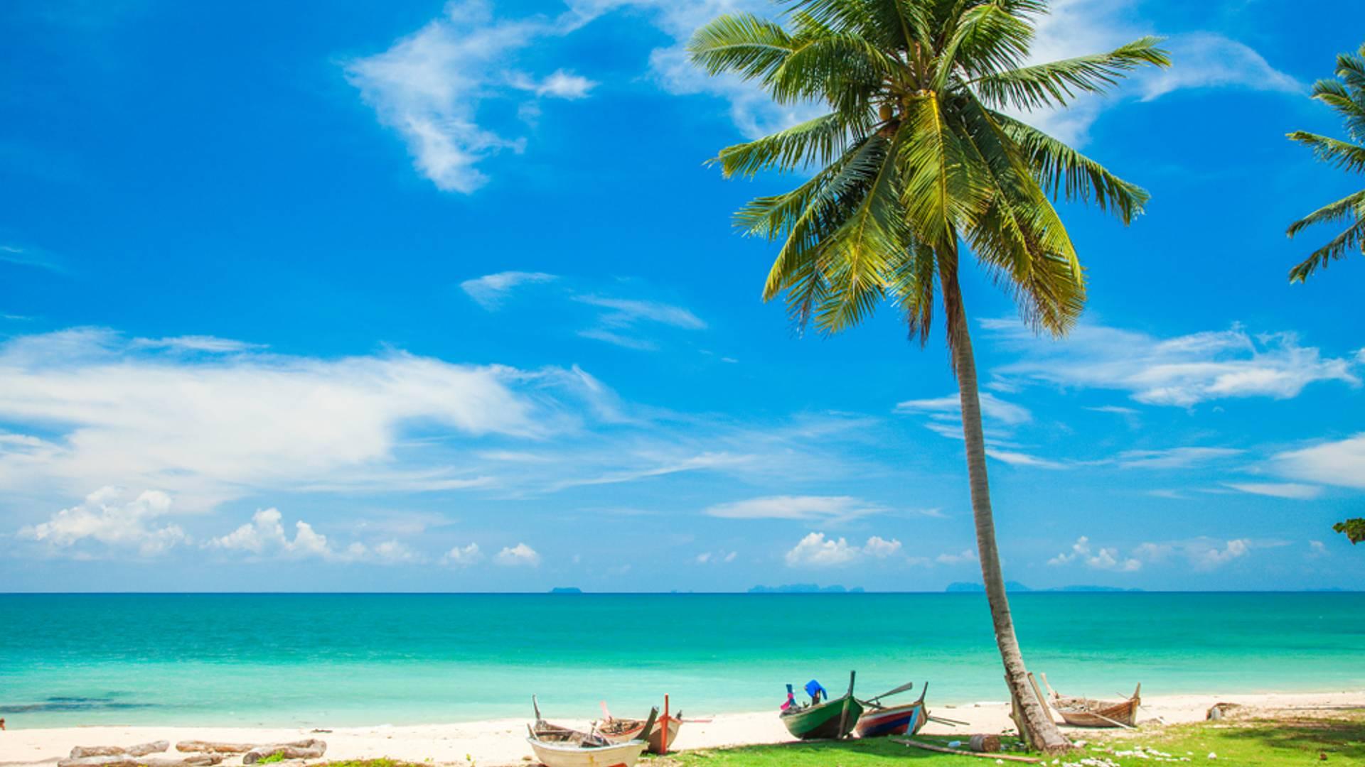 Bangkok und Entspannung auf paradiesischen Inseln im Winter