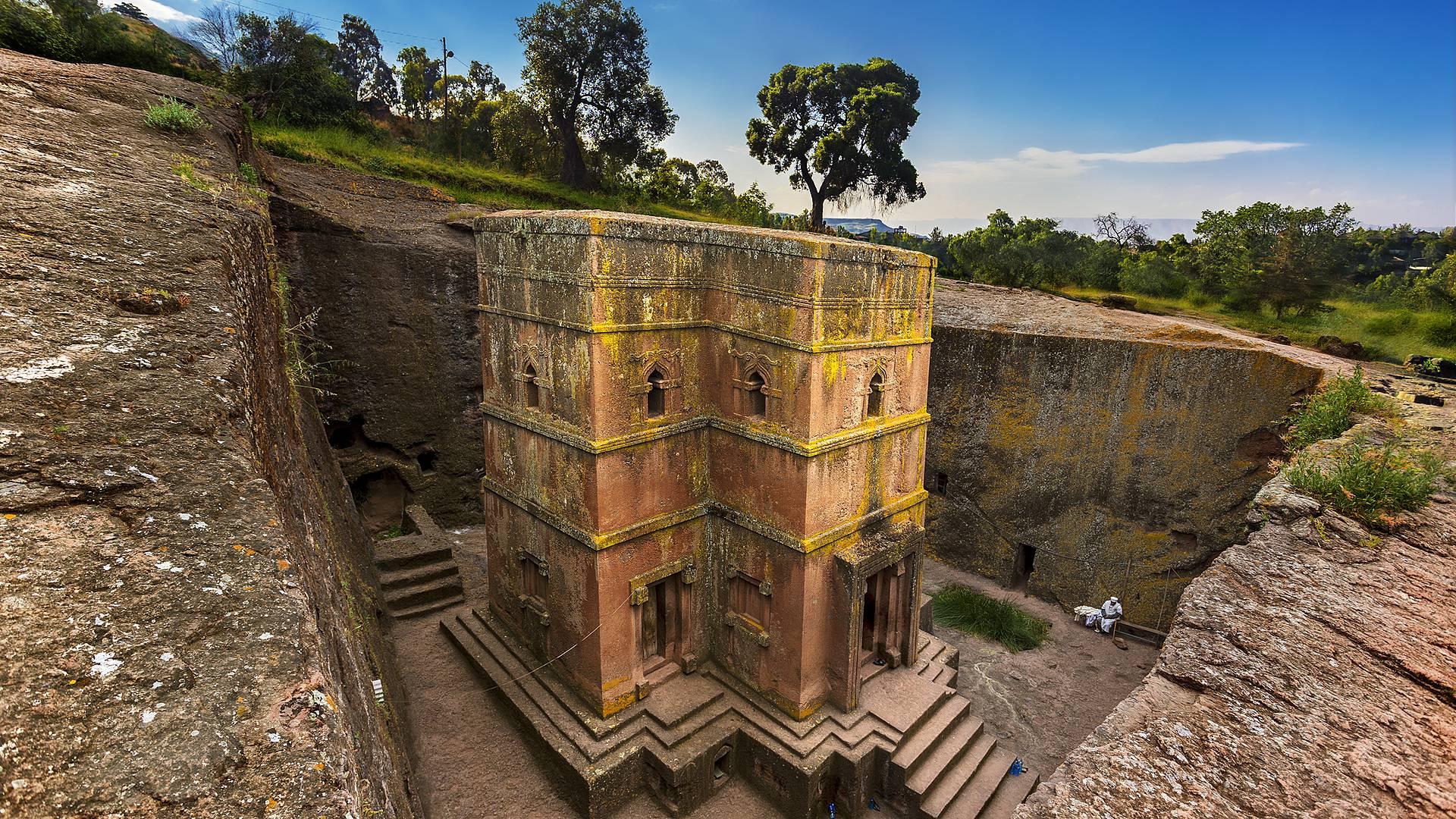 Geheimnisvolles Abessinien: Ein Kaiserreich und seine Traditionen