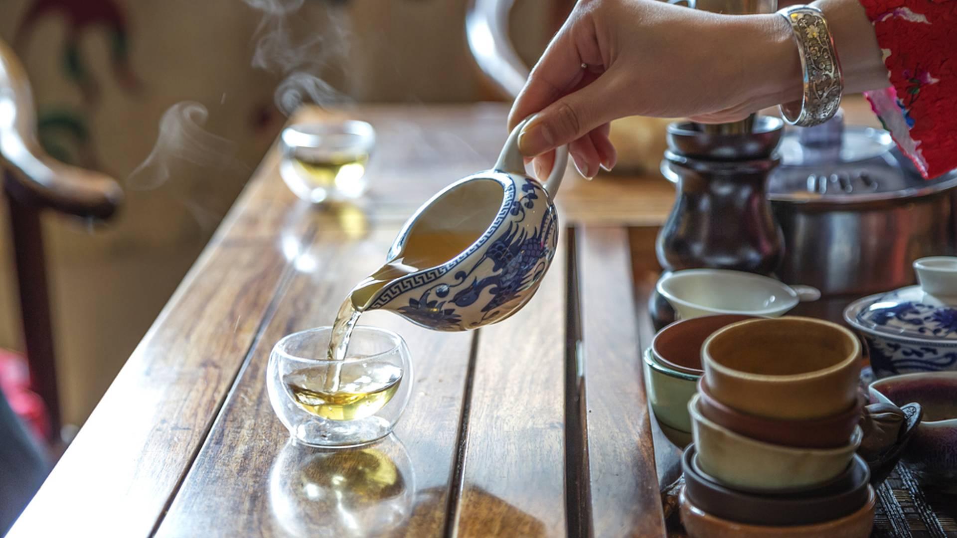 Kurztrip Peking mit exklusiver Teezeremonie