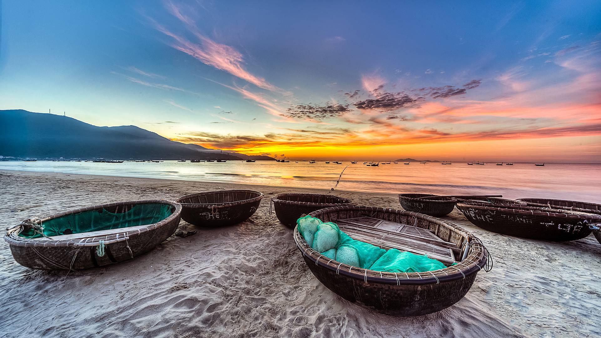Escapadas románticas por Vietnam y Bali