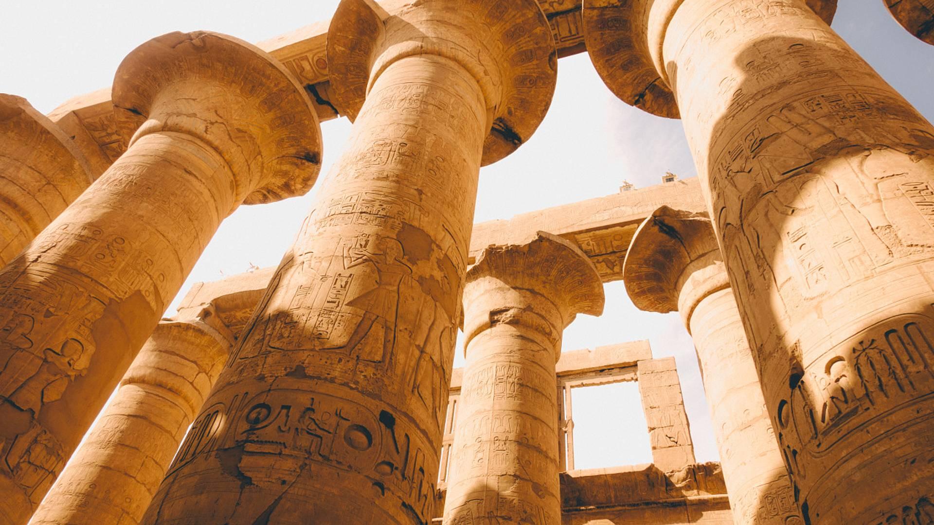 Pyramides de Gyzeh, croisière sur le Nil et Mer Rouge