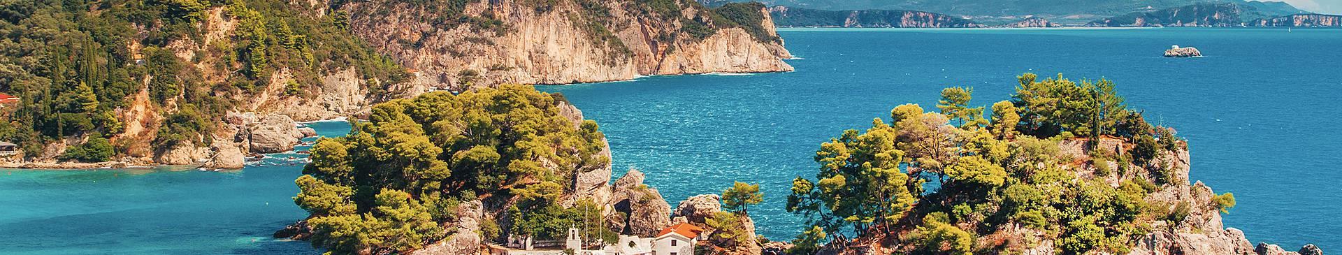 Viaggi nelle isole della Grecia