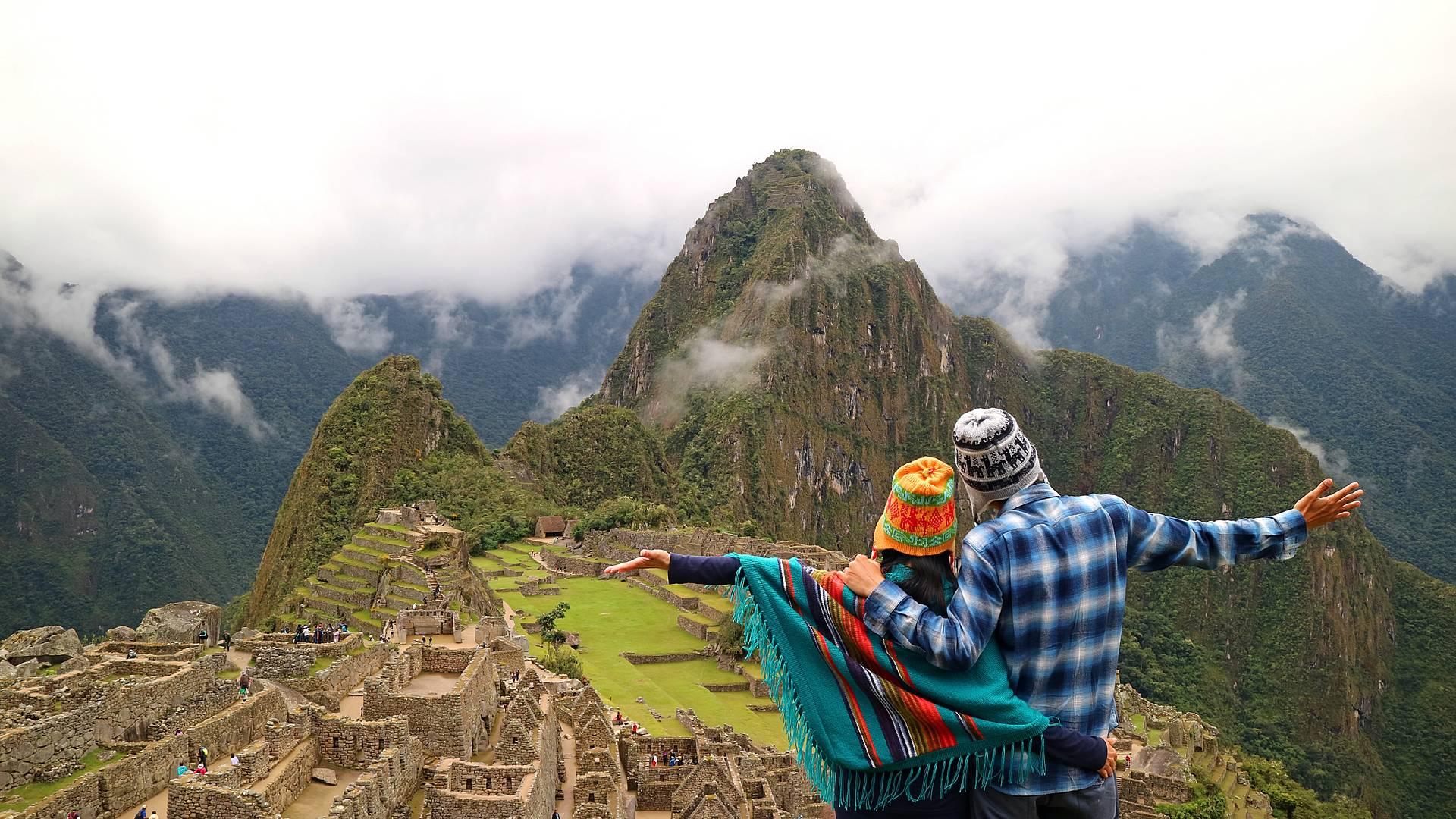 Esplorando il Perù in luna di miele