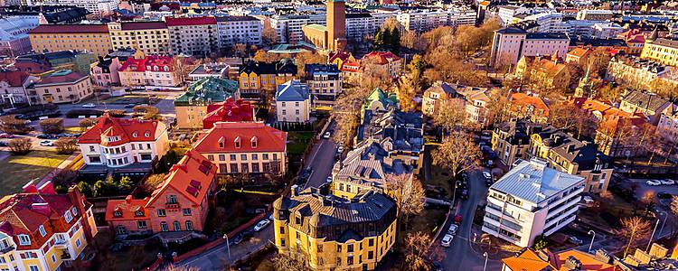Whistle-stop Helsinki