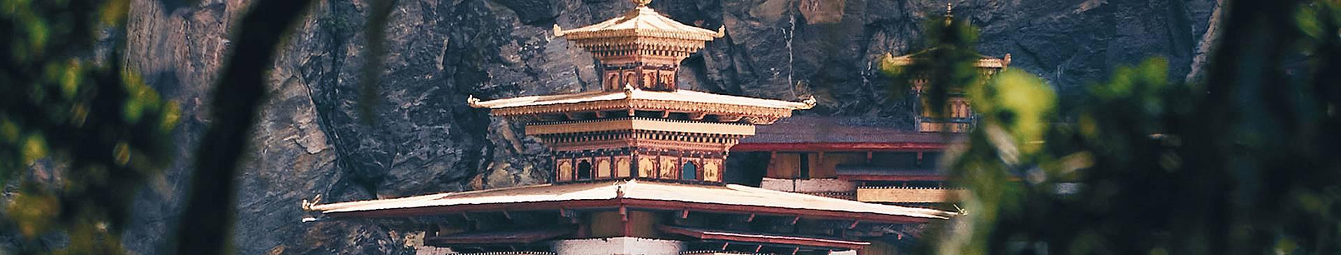Historical sites in Bhutan