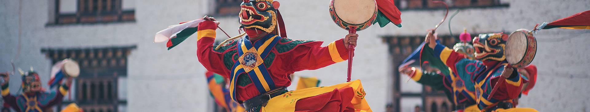 Two weeks in Bhutan