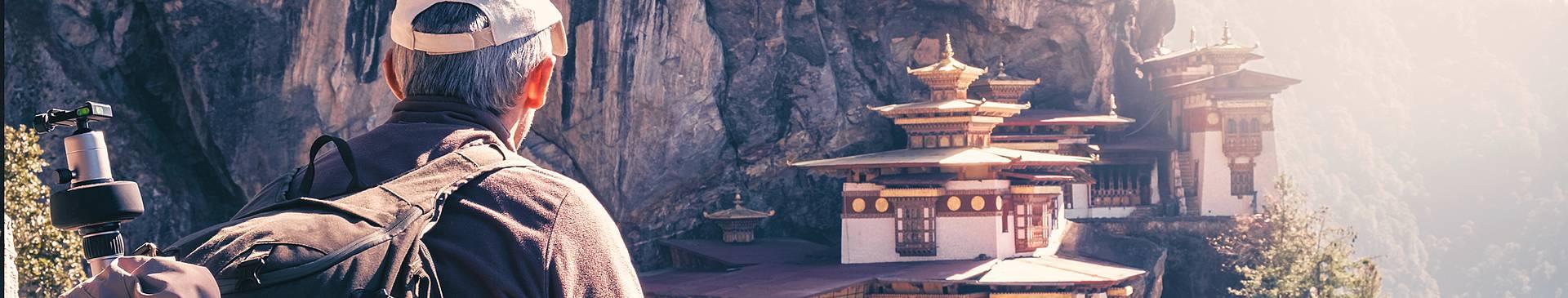 Solo travel in Bhutan