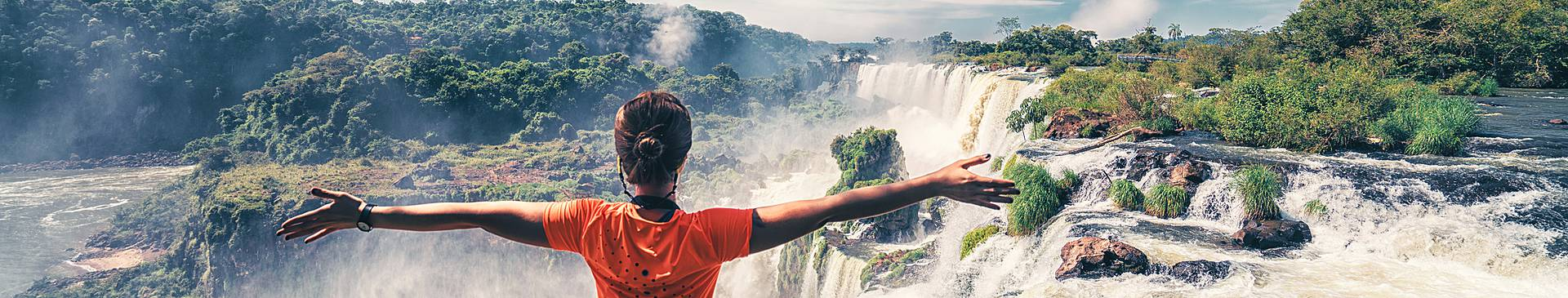 Adventure holidays in Brazil