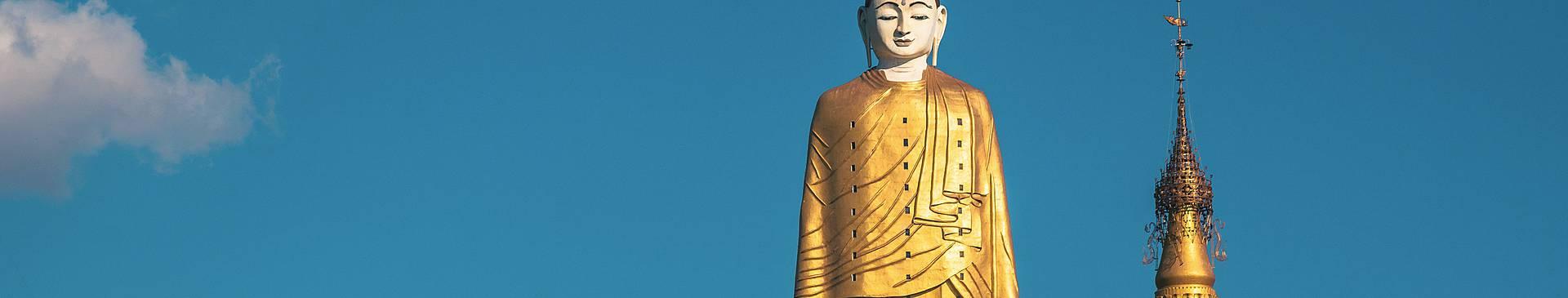 Historical sites in Burma