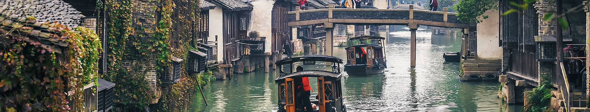 River cruises in China