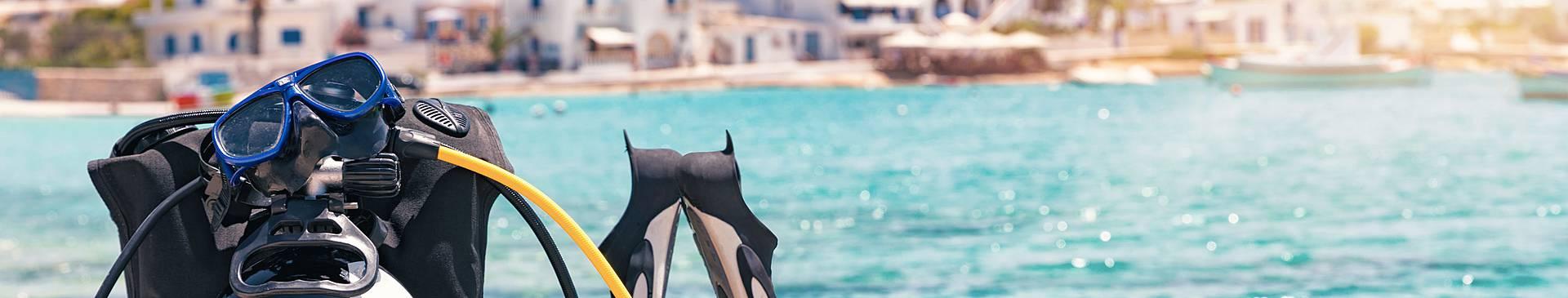 Plongée & Snorkeling en Grèce
