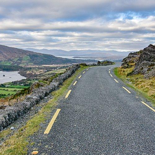 Le Wild Atlantic Way de Connemara à Mayo - Galway -